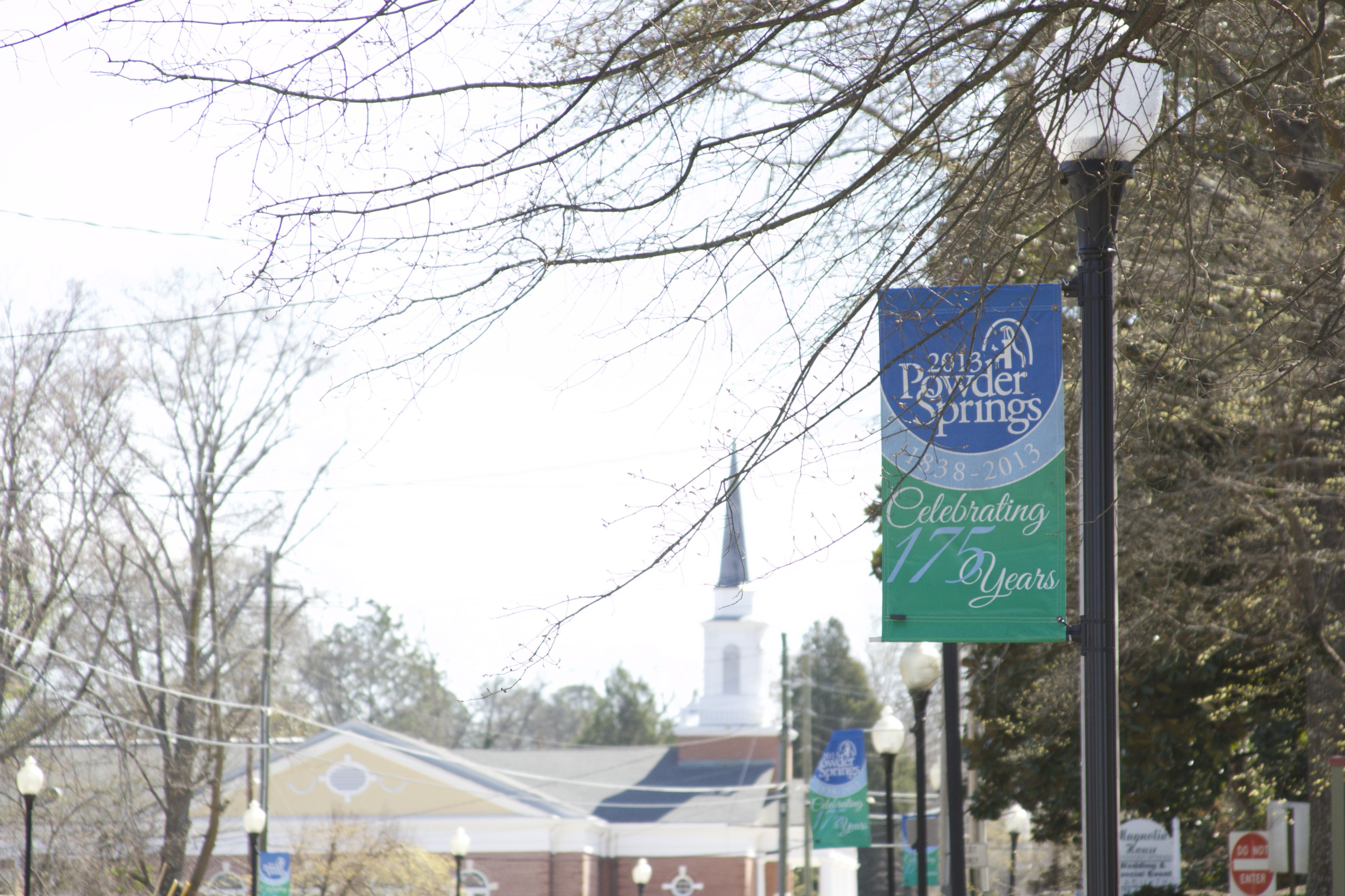 Powder Springs - Celebrating 175 Years