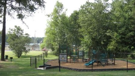 Powder Springs Park Playground