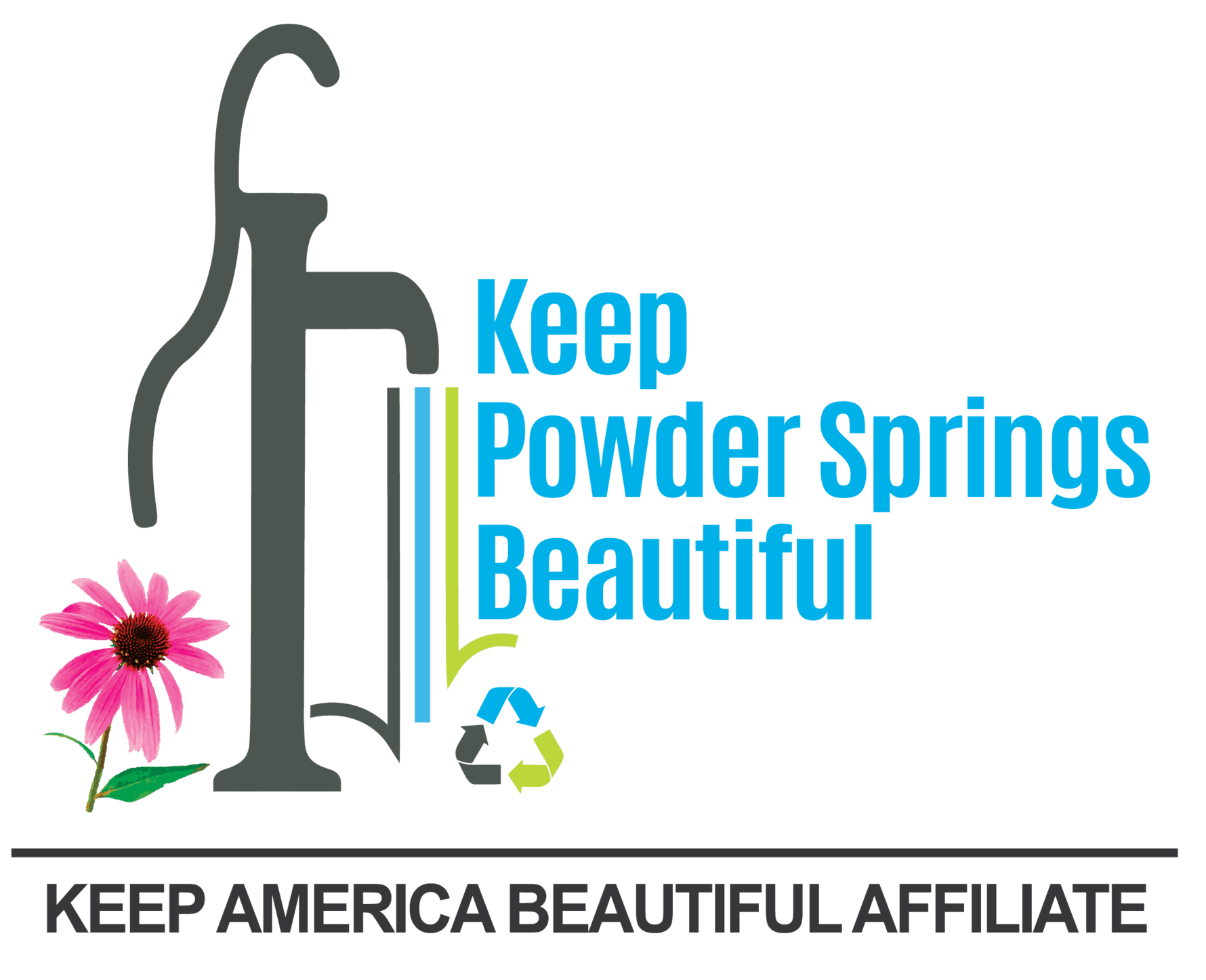Keep Powder Springs Beautiful Logo