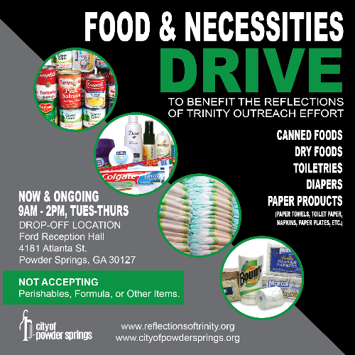 FoodDrive poster