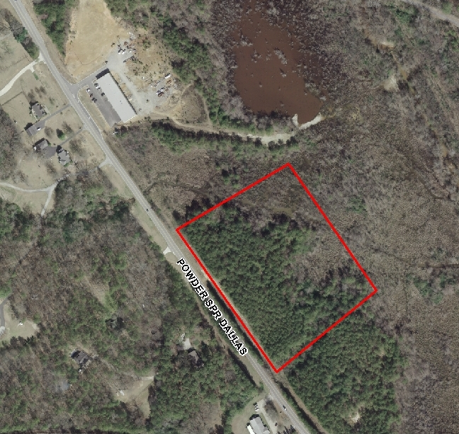 Powder Springs-Dallas Road 8 acres